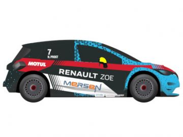 Mersen continues its partnership with Trophée Andros